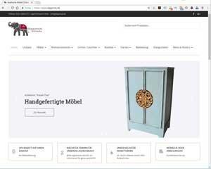 Dagamas Onlineshop Asiatische Möbel