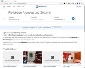 medicalboerse - Praxisbörse & Apothekenbörse