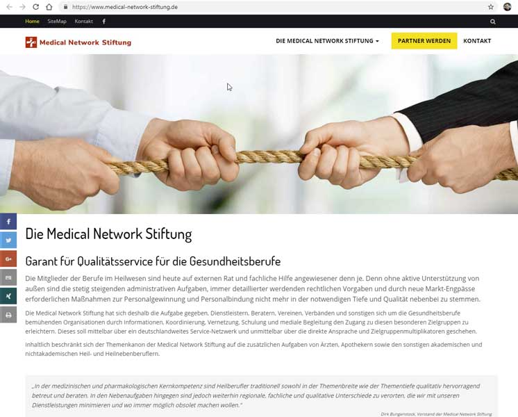 Medical Network Stiftung